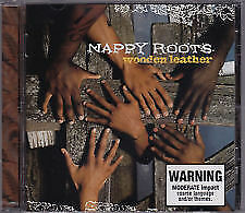 Nappy Roots - Wooden Leather - BRAND NEW AND SEALED CD