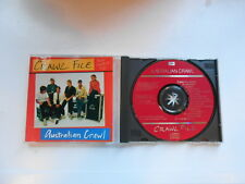 AUSTRALIAN CRAWL-CRAWL FILE-14 TRACK CD-PRESSED IN JAPAN-FEATURING JAMES REYNE