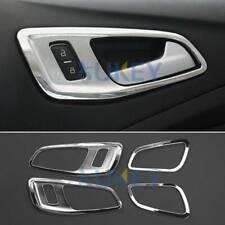 For Ford Escape Kuga 2013-18 Chrome Interior Door Handle Catch Cover Trim Frame