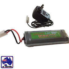 1X 7.2V 6800mAh Ni-MH Rechargeable Battery Pack W/ AU Adaptor EYBA42405+EPLUG01