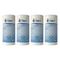 10x4.5 Inch 5 Micron Pentek DGD-5005 Comparable Sediment Water Filter 4 Pack