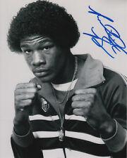 Riddick Bowe Boxing 1988 Olympic Silver Medalist SIGNED 8x10 Photo COA!