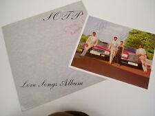 SOTP - Love Songs Album - SIGNED - LP Record