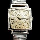 "BULOVA 1967 Engineer ""H"" Watch 17 Jewels Cal 11AL Vintage Wristwatch Swiss Made"