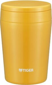 Tiger Thermos Vacuum Insulation Soup jar 380ml Blue Yellow Red Lunch Box