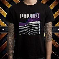 Mushroomhead Metal Rock Band Logo Men's Black T-Shirt Size S to 3XL