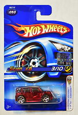 HOT WHEELS 2005 FIRST EDITIONS SCION XB 3/10 X-RAYCERS #053 FACTORY SEALED