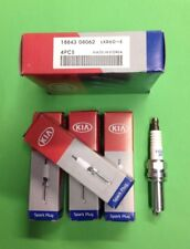 GENUINE -KIA - PICANTO 11 (2011-2015) -SPARK PLUGS set of 4 -1884308062 -BNIB