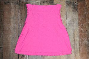 Peter Millar Women's Performance Convertible Swing Skort Skirt Pink Small EUC 73