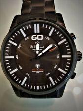 Fliegeruhr St. Leonhard Herren Funk-Solar-Armbanduhr