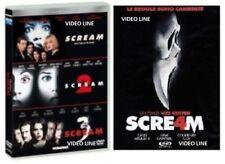 Dvd Scream Quadrilogia (4 Dvd) .......NUOVO