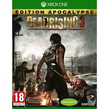 Dead Rising 3 Apocalypse Edition - XBOX ONE IMPORT neuf sous blister