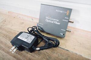 Blackmagic Design Mini Converter - Optical Fiber Optical Fiber Converter CG00CCL