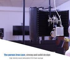 Acoustic Panel Studio Foam Sponge Sound Absorption Microphone Shield Treatment