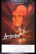 APOCALYPSE NOW * CineMasterpieces ORIGINAL MOVIE POSTER 1979 VIETNAM WAR