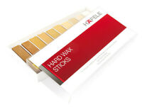 Hafele Hard Wax Sticks Pack Of 10 x 80 mm Sticks Made in Germany