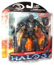 Mcfarlane Halo 3 BRUTE STALKER figure MOSC Massive covenant chieftain ODST