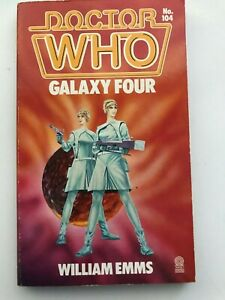 Doctor Who Galaxy Four by William Emms