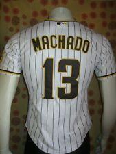 Ancien MAILLOT CHEMISE NIKE SAN DIEGO PADRES #13 MANNY MACHADO TS Baseball