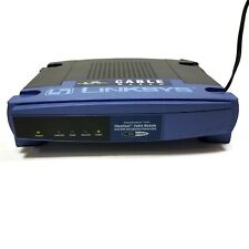Linksys Cable Modem Model BEFCMU10 v2 with Ethernet & Cable Ports