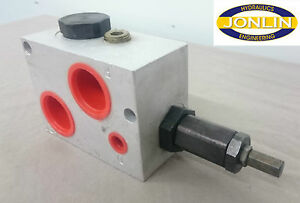 SNAP TITE INC PAV40-T8P-15A Pressure Reducing Valve with Reverse Flow Check