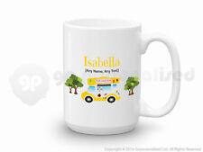 Personalised Gift Ice Cream Van Large Mug Cone Scoop Driver Vendor Present #4