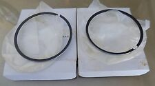 "1974 1975 76 77 78 Ski-doo TNT 440 F/A_1972 Blizzard Piston Ring Set x2_.02"" os"