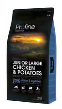 Profine JUNIOR GRANDE RACE 27/14 super prémium 15kgs croquettes chiot