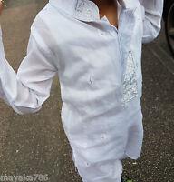 Boys Shalwar Kameez Bangladesh EID Kurta Suit ISLAMIC CLOTHING