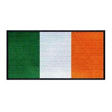 "IRELAND FLAG IRON ON PATCH 3"" Embroidered Applique Irish Pride National Emblem"