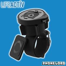 Genuine Lifeproof Lifeactiv QuickMount Bike bar Mount iPhone SE 5S 6 Galaxy S7