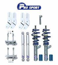 Prosport Coilover Suspension Kit VW Caddy MK3 2K all inc TSI TDI SDI exc MAXI