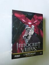 Coffret DVD Innocent Vénus INTEGRALE édition gold en VF et  VOSTF
