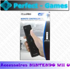 Remote controller Plus Wii U manette wiimote GameHoo motion plus intégré noir
