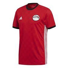 Men'S Adidas Egypt National 2018/2019 Home Soccer Football Shirt Jersey Size L