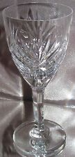 Joli verre à vin blanc Porto cristal Saint-Louis service Chantilly