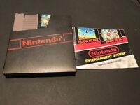 Super Mario Bros Duck Hunt Nintendo NES PAL ESPAÑOL
