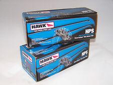 Hawk Street HPS Brake Pads (Front & Rear Set) for 2009-2017 Nissan R35 GTR GT-R