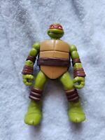 """2014 TMNT Michelangelo Figure Viacom Playmates Teenage Mutant Ninja Turtles 6"""""""