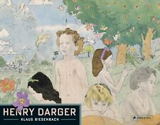 HENRY DARGER di Klaus Biesenbach LIBRO in Inglese NEW .cp
