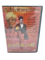 Basquiat (1996) DVD David Bowie Gary Oldman Julian Schnabel * PAL Region 2 *