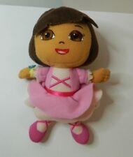 "Ballerina Dora Plush 7"""
