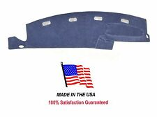 1994-1997 Dodge Ram 1500 Pickup Blue Carpet Dash Cover Mat Pad- DO92-9