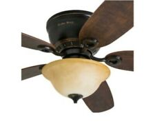 "Harbor Breeze Pawtucket 52"" LED Ceiling Fan Oil Rubbed Bronze w/ Remote 0807427"