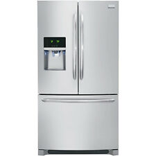 Frigidaire GALLERY Stainless Steel 23 French Door Refrigerator DGHF2360PF