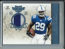 Joseph Addai 2011 Panini Plates & Patches Game Used Jersey #1/5