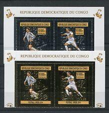 Kongo ( Kinshasa ) 2158/61 A postfrisch / Fußball .........................1/388