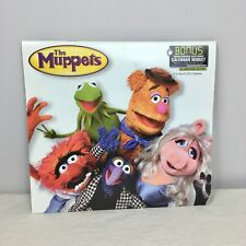 "The Muppets 16 Month 2013 Calendar Disney DayDream 11"" Open Unused"
