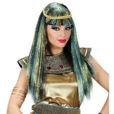 CLEOPATRA PERÜCKE # Pharaonin Kleopatra Ägypten Königin Damen Kostüm Party 0584