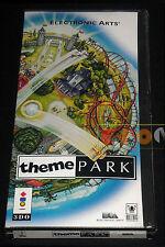 THEME PARK 3DO Versione Americana ThemePark ○○○○ NEW SEALED